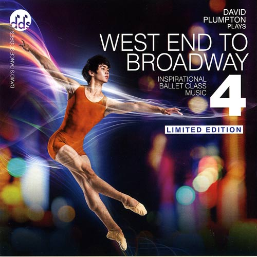 West End To Broadway 4  Cd by David Plumpton